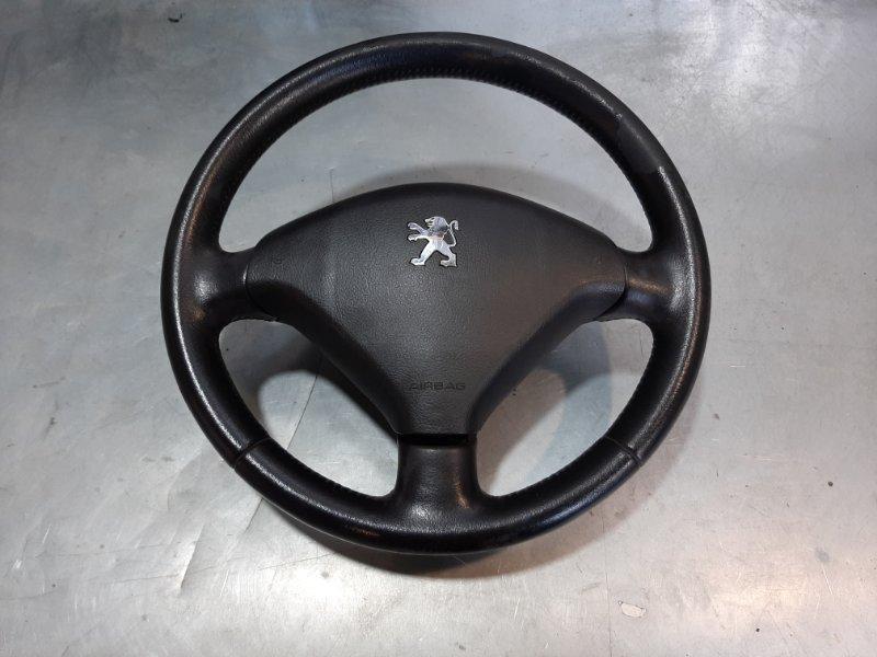 Подушка безопасности (airbag) в руль Peugeot 307 3A/C RFN (EW10J4) 2004