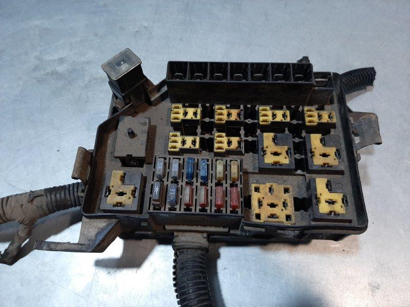 Блок предохранителей Chevrolet Lanos TF69 A15SM 2008
