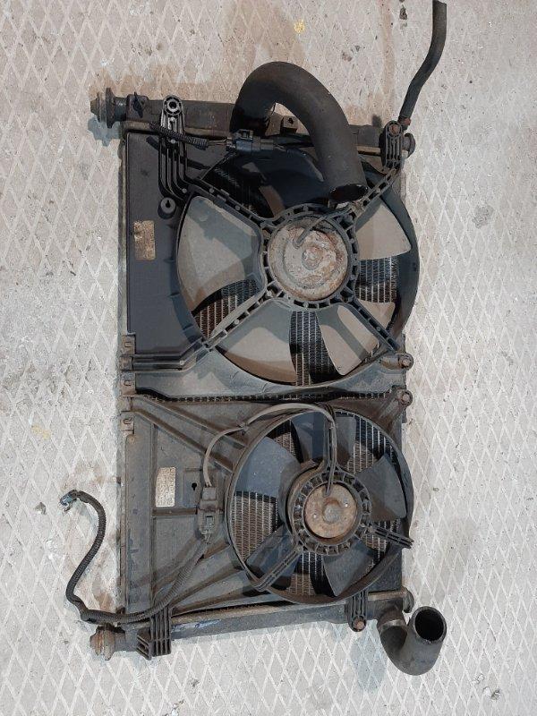 Вентилятор системы охлаждения Chevrolet Lanos TF69 A15SM 2008