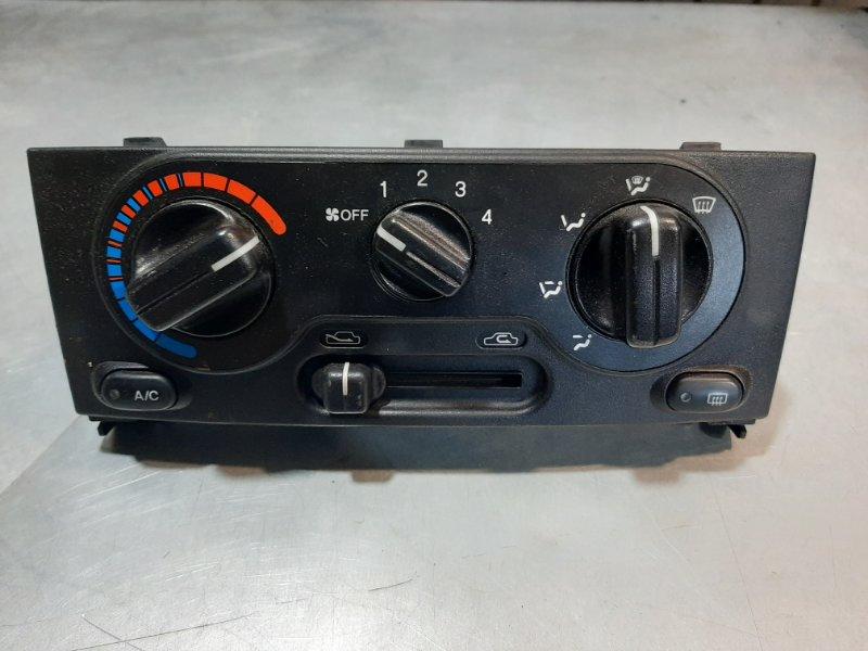 Блок управления климат-контролем Chevrolet Lanos TF69 A15SM 2008