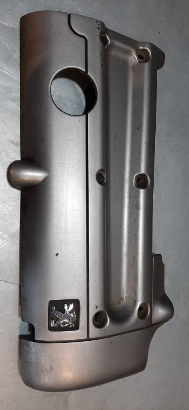 Накладка двигателя (декоративная) Peugeot 307 3A/C RFN (EW10J4) 2004