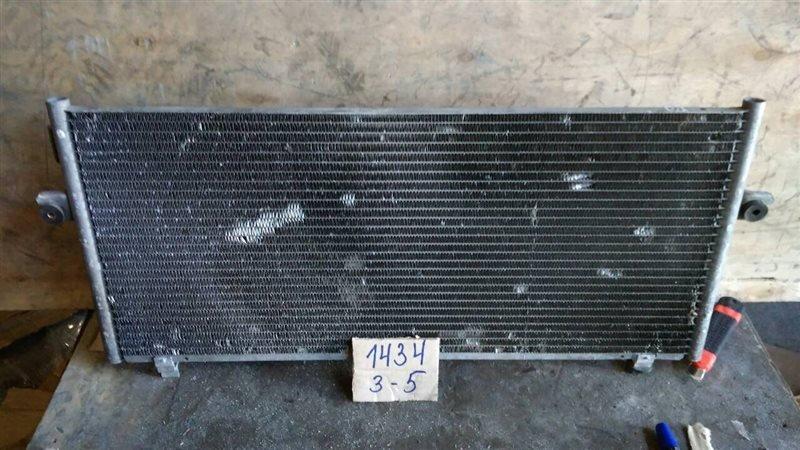 Радиатор кондиционера Nissan Bluebird QU14