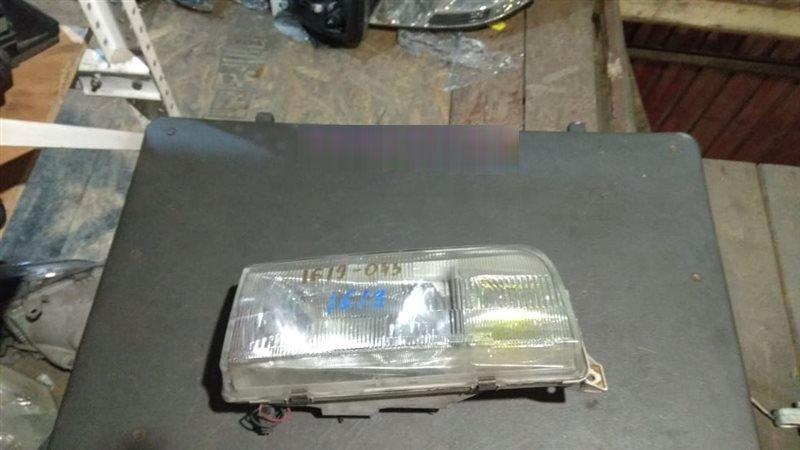 Фара Nissan Homy ARME24 TD27ETI передняя правая № оптики 1439