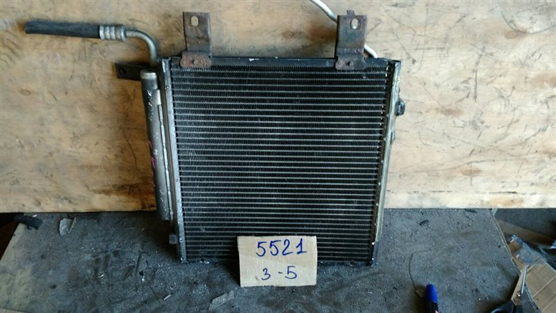 Радиатор кондиционера Toyota Duet M100A EJ-VE 1999