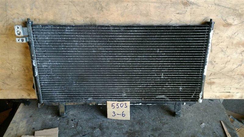 Радиатор кондиционера Nissan Stagea WGNC34 1996