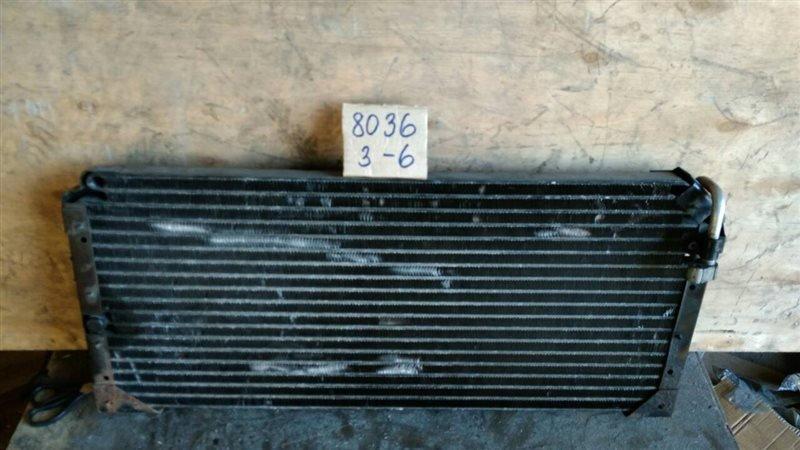 Радиатор кондиционера Toyota Starlet EP95 1995