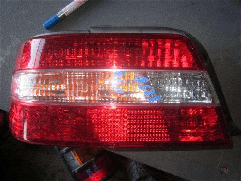Стоп Toyota Chaser JZX105 1JZ-GE 1997 задний левый № оптики 22-254
