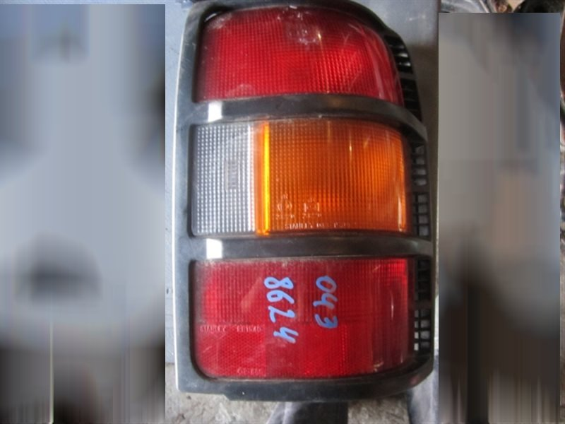 Стоп Mitsubishi Pajero V26W задний правый № оптики 043-1540