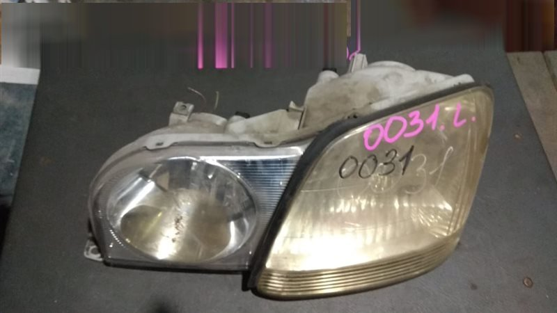 Фара Toyota Progres JCG10 1JZ-GE 2000 передняя левая № оптики 51-1