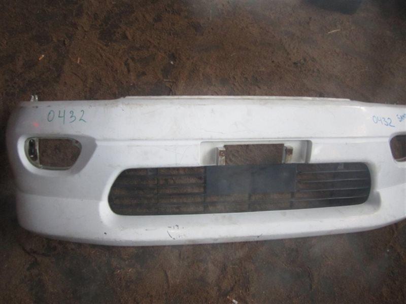 Бампер Toyota Hiace Regius RCH47W 3RZ-FE передний