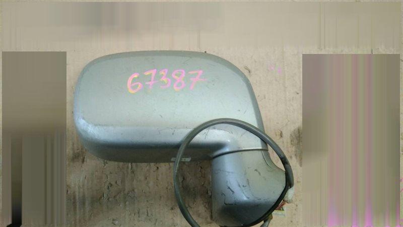 Зеркало Nissan Presage U30 KA24DE переднее правое 67387