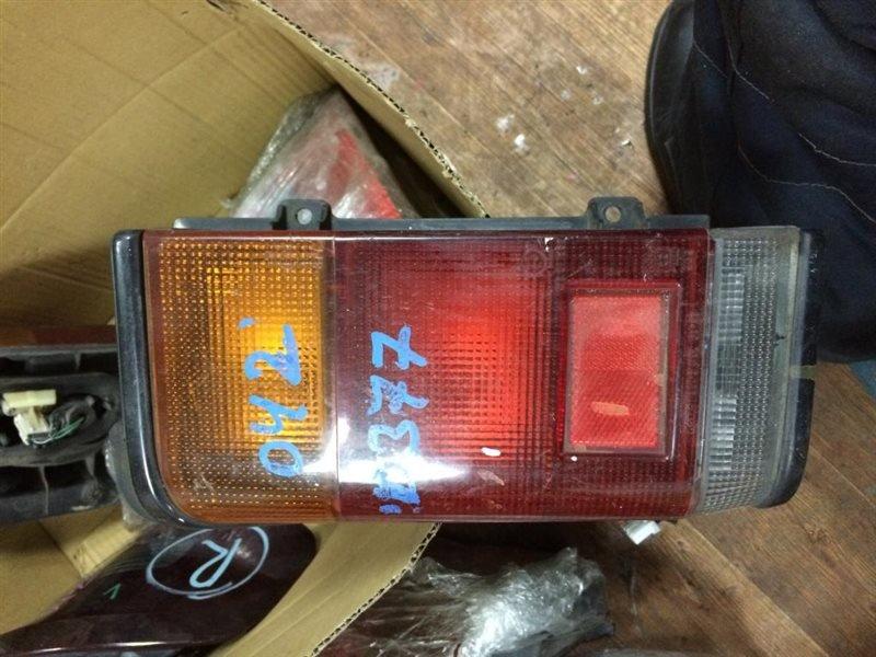 Стоп Mazda Bongo SR2AM задний левый № оптики 220-51419 33-06001-D