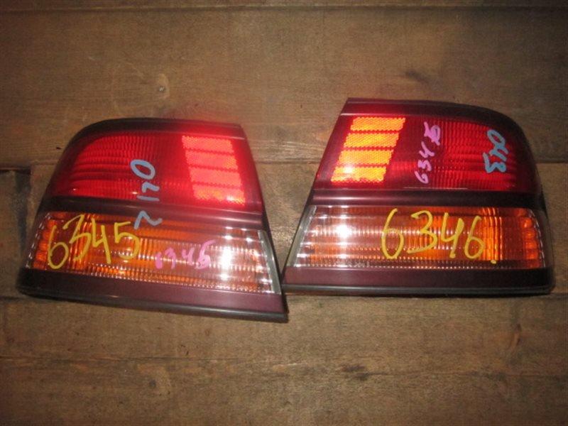 Стоп Nissan Cefiro A32 SR20DET задний правый № оптики 4738A