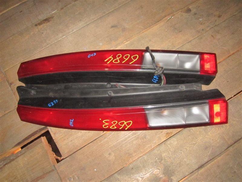 Стоп Honda S-Mx RH2 B20B задний правый № оптики 53-08211