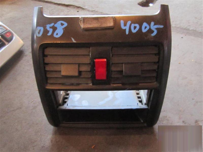 Консоль магнитофона Honda Partner GJ3 L15A 2006 4005