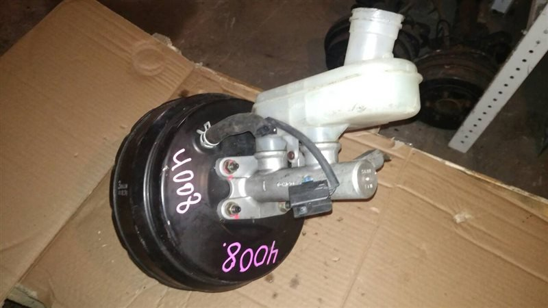 Главный тормозной цилиндр Mazda Bongo Friendee SGLR WL 2001 4008