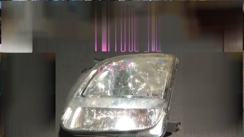 Фара Chevrolet Cruze HR51S M13A передняя левая № оптики 100-32694