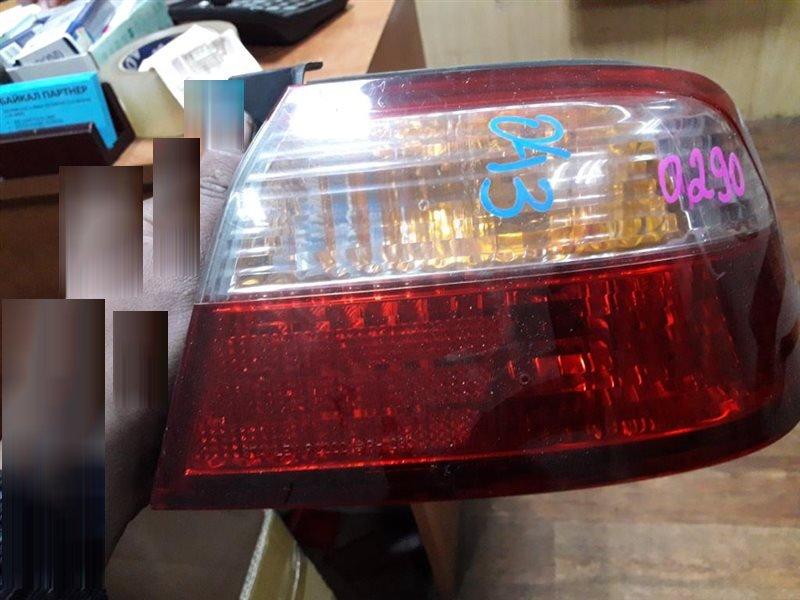 Стоп Honda Torneo CF3 F18B 2001 задний правый № оптики R2222 R-1263