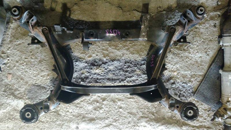 Балка подвески Toyota Altezza GXE10 1G-FE 1999 задняя