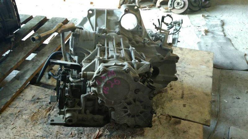 Акпп Nissan Presage TU31 QR25DE 1526