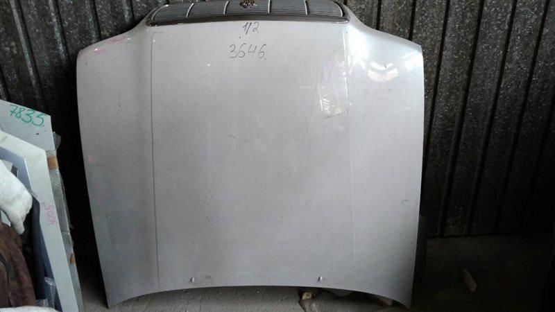 Капот Toyota Crown Majesta JZS149 2JZ-GE передний
