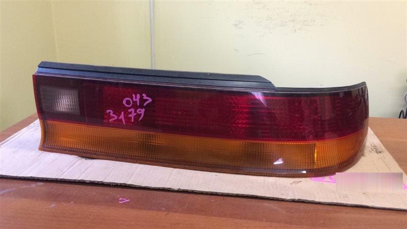 Стоп Toyota Chaser GX90 1G-FE 1993 задний правый № оптики 22-235