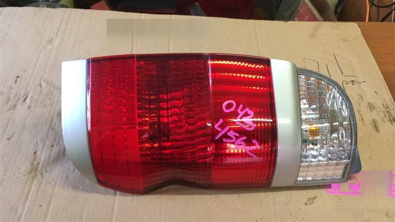 Стоп Toyota Grand Hiace VCH16W 5VZ-FE 2001 задний правый № оптики 26-98