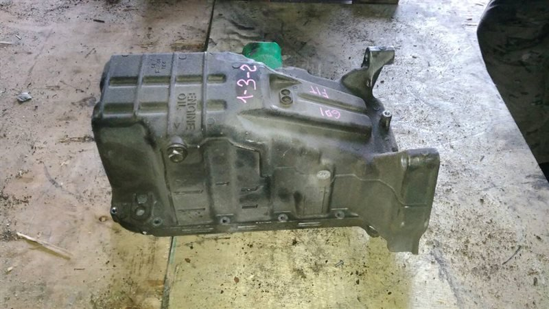 Поддон Honda Fit GD1 L13A 2001 132