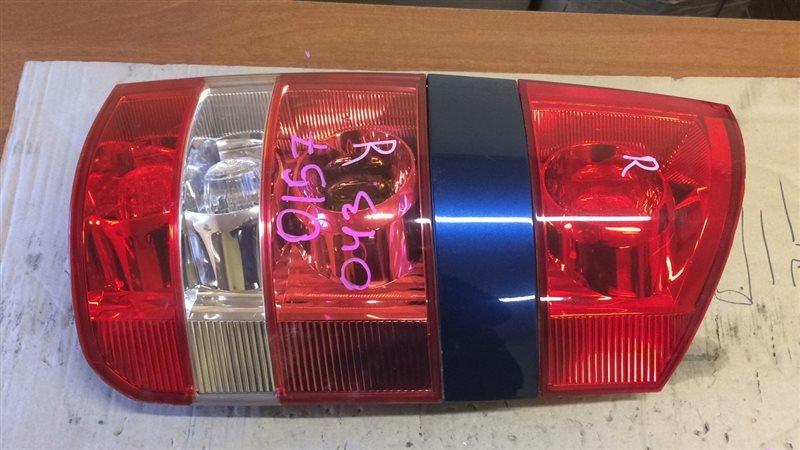 Стоп Toyota Noah AZR65G 1AZ-FSE 2005 задний правый № оптики 28-157