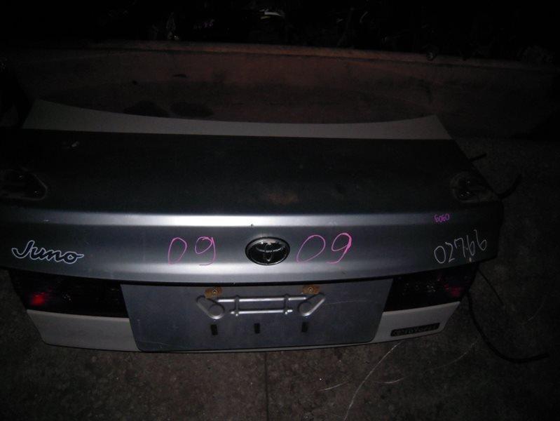 Крышка багажника Toyota Cynos EL52 4E-FE задняя