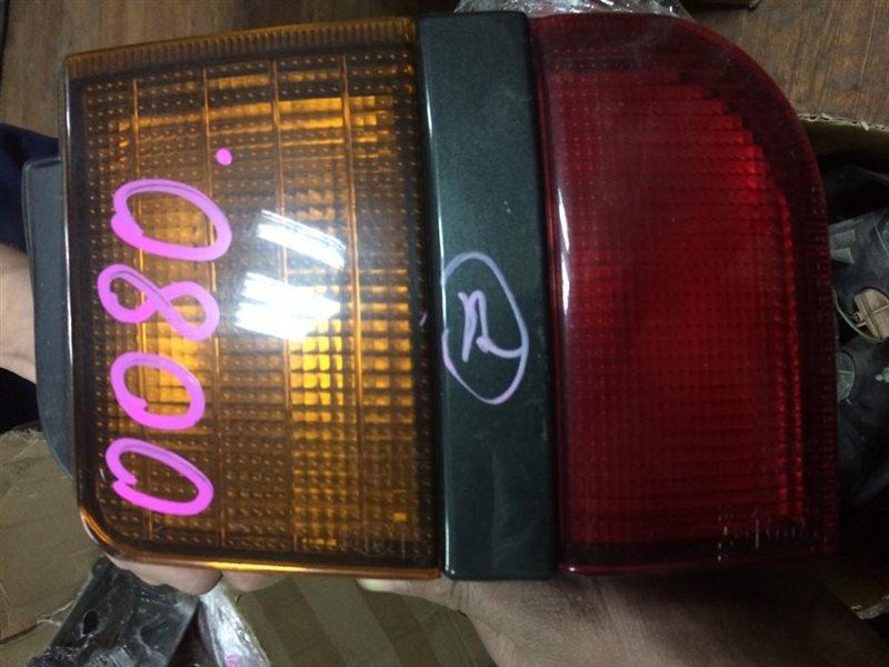 Стоп Mitsubishi Chariot N43W 1992 задний правый № оптики 043-1536