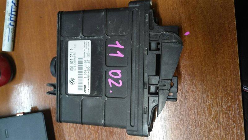 Блок управления автоматом Volkswagen Polo 9N3 BKY 2008 31036-LW101