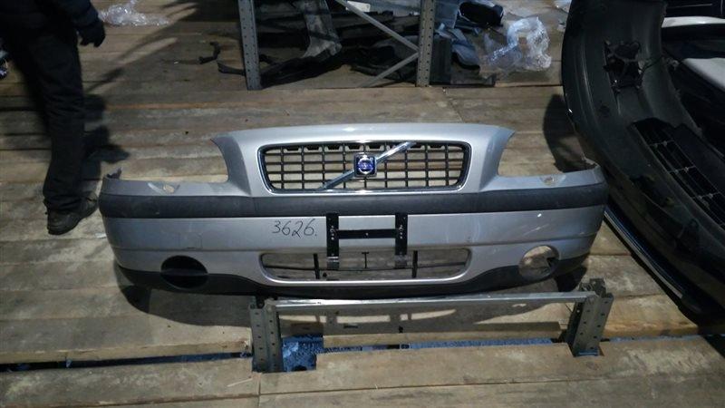 Бампер Volvo S60 LA-RB5254 2003 передний