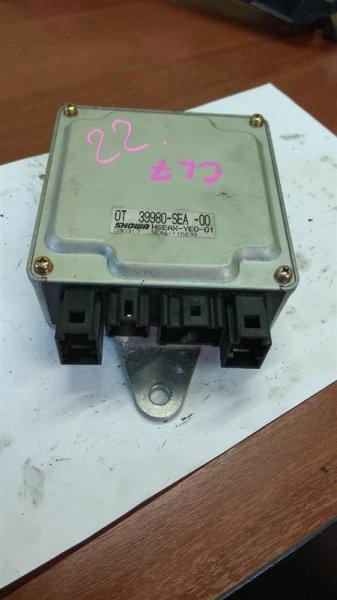 Блок управления рулевой рейкой Honda Accord CL7 K20A 22