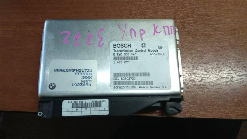 Блок управления автоматом Bmw 3-Series E46 M43B19 1998 0 260 002 548