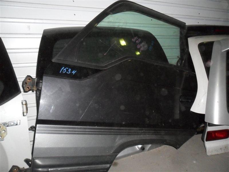 Дверь Nissan Homy ARME24 TD27ETI передняя левая
