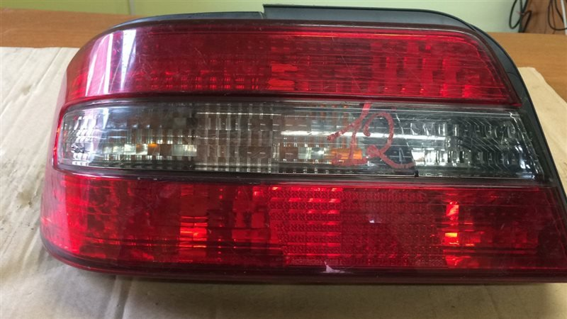 Стоп Toyota Chaser GX100 1G-FE 1998 задний левый № оптики 22-268 74-16