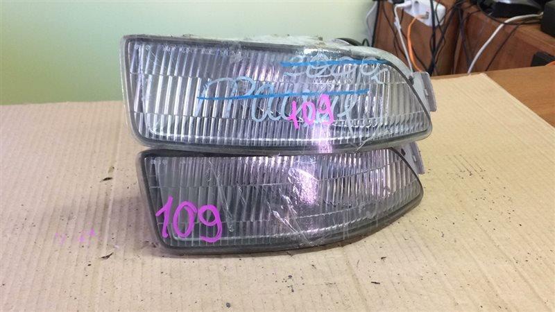 Фара противотуманная Toyota Mark Ii Wagon Qualis MCV21W 2MZ-FE 1998 33-37