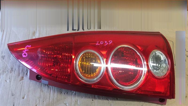 Стоп Mazda Premacy CP8W 2003 задний правый № оптики 220-61961