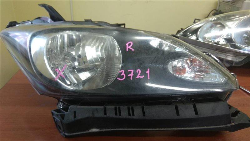 Фара Honda Freed GB3 L15A 2008 передняя правая № оптики 100-22839
