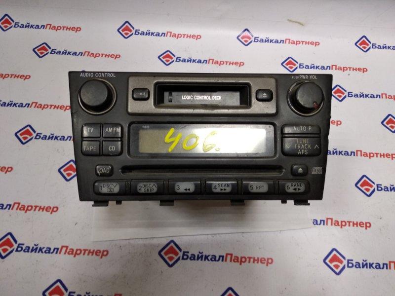 Магнитофон Toyota Altezza SXE10 3S-GE 406