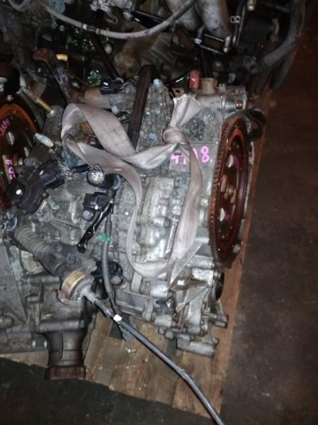 Акпп Honda Mobilio Spike GK1 L15A 4198
