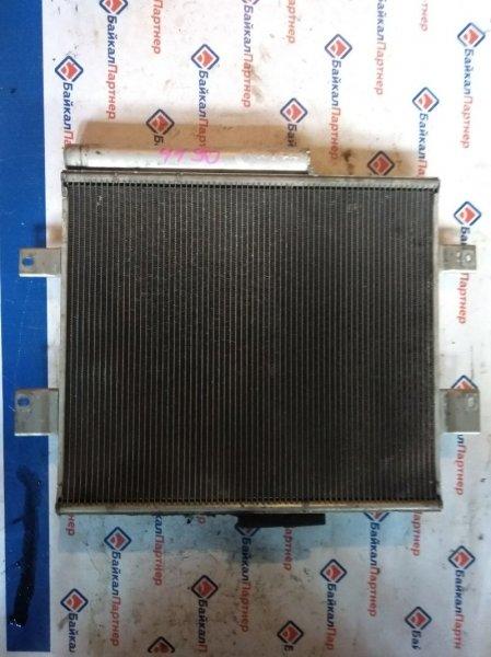 Радиатор кондиционера Toyota Bb QNC25 K3-VE 2009