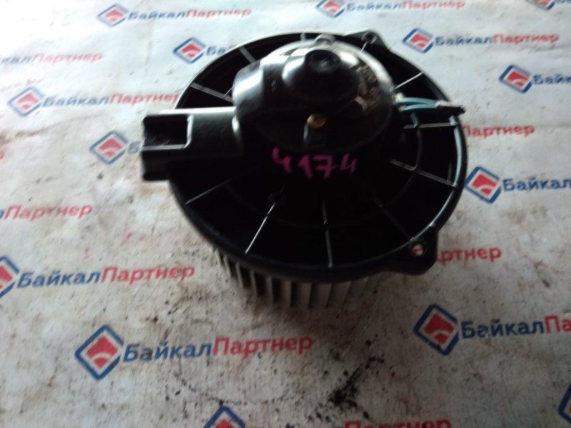Мотор печки Honda Mobilio GB1 L15A