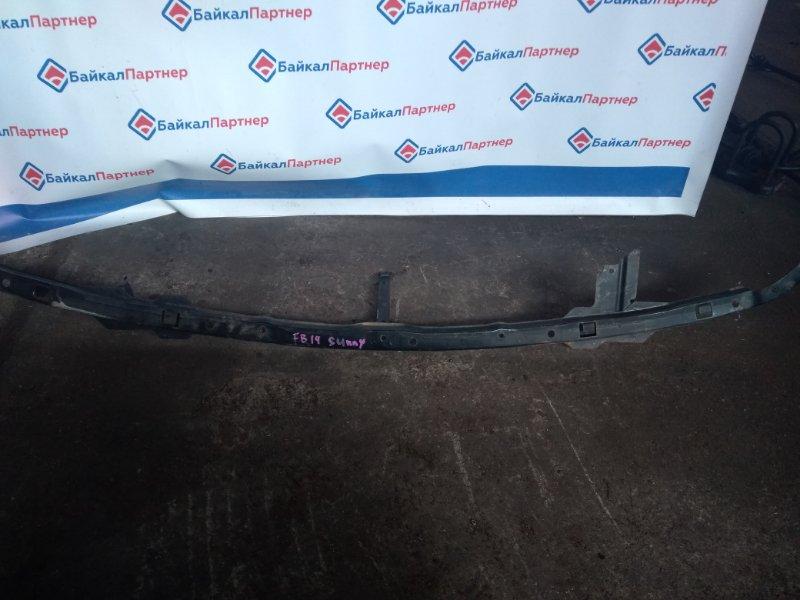 Планка переднего бампера Nissan Sunny FB14 3948