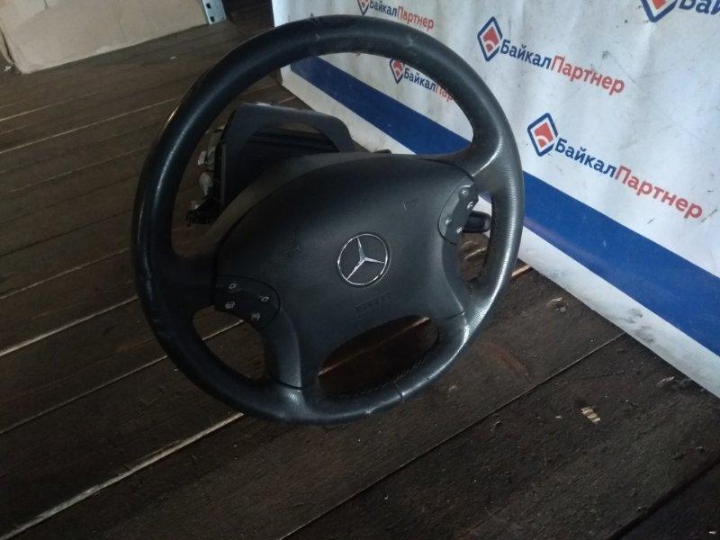 Рулевая колонка Mercedes-Benz C-Class W203 M112.916 2002 4139