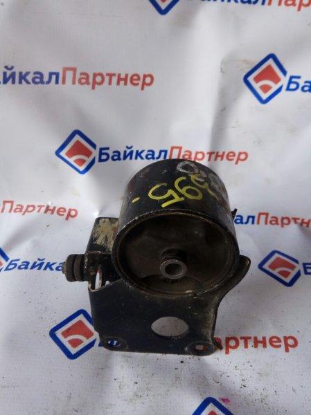 Подушка двс Nissan Presage TU31 QR25DE задняя 0395