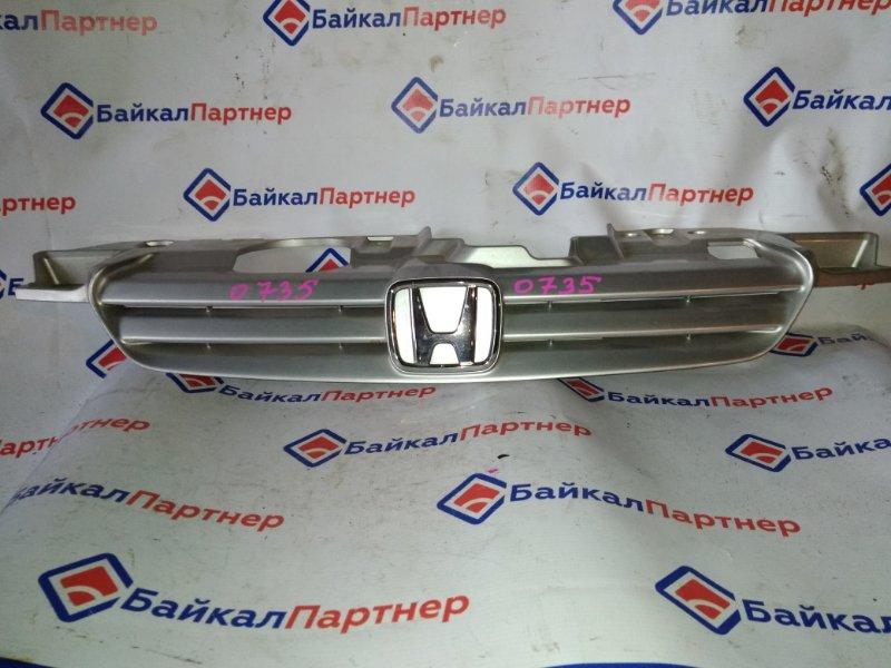 Решетка радиатора Honda Capa GA4 D15B 1999 передняя 0735