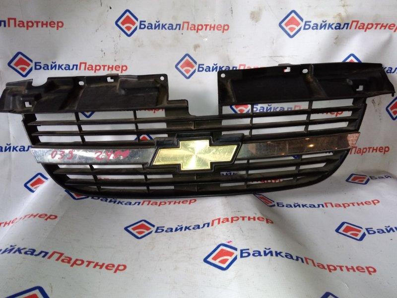 Решетка радиатора Chevrolet Cruze HR51S M13A 2002 2400