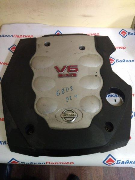 Накладка на двс Nissan Skyline PV35 VQ35DE 2002 6808